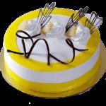 Fondant-Fountain-Pineapple-Cake